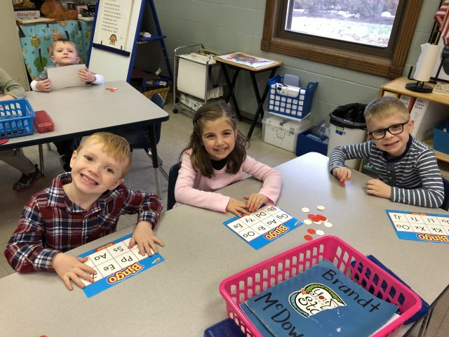 St  Timothy Preschool and Kindergarten Readiness Program